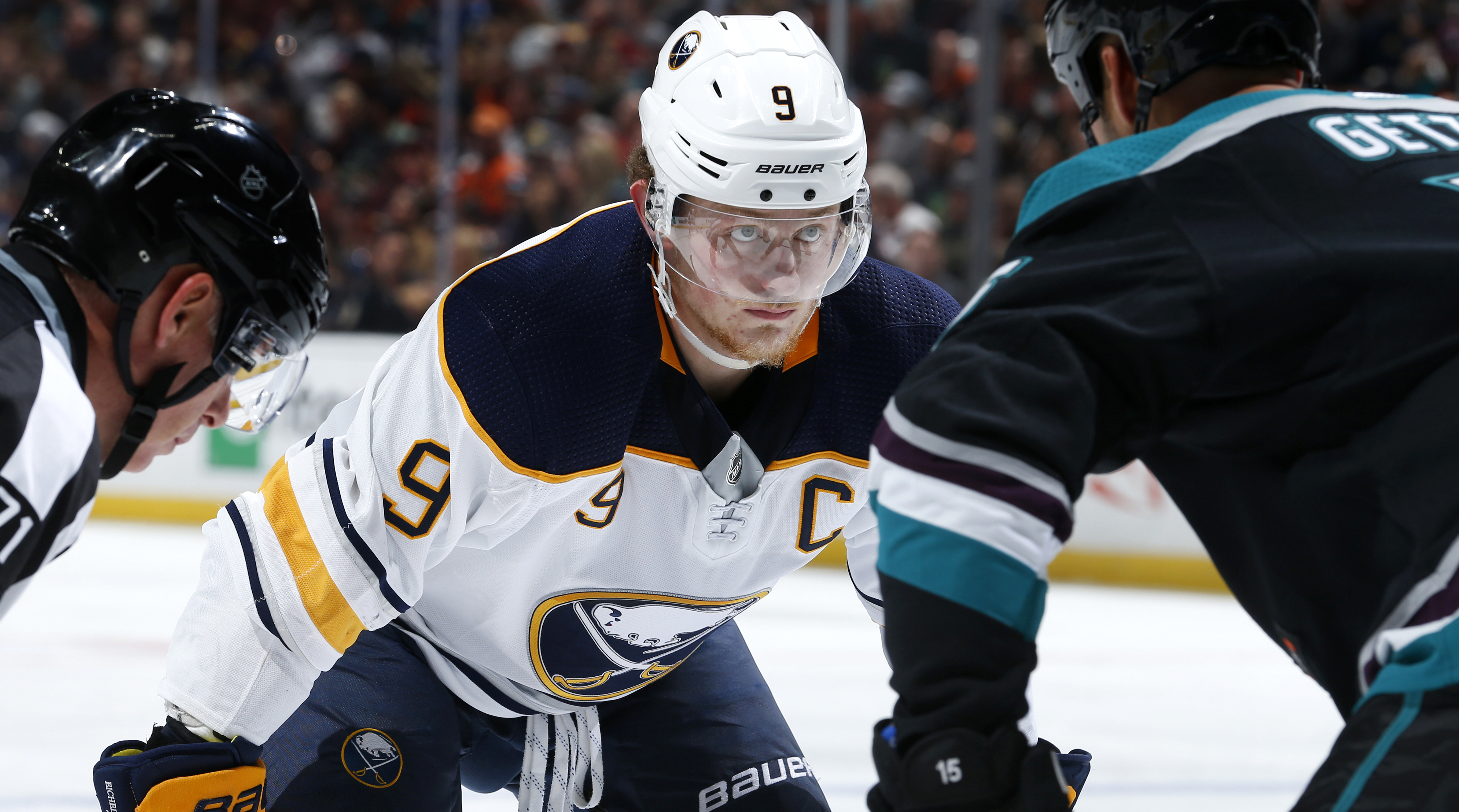 quality design cfc9c 5f351 Jack Eichel leads Buffalo Sabres to surprising start to the ...