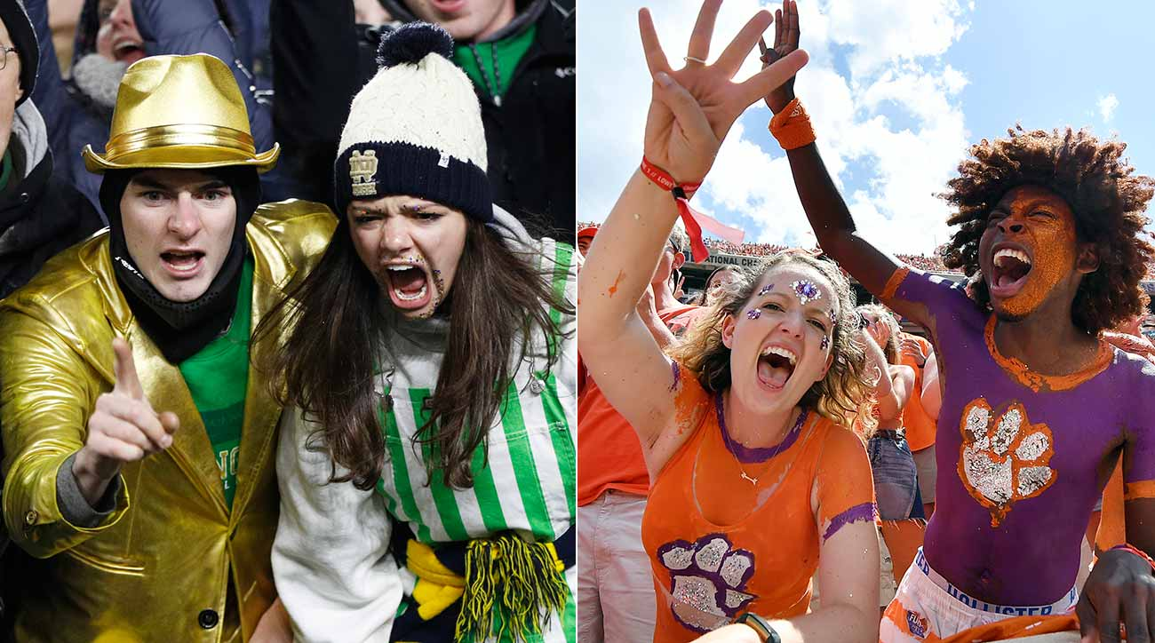 Clemson, Notre Dame bring kindred fans, traditions to Cotton Bowl