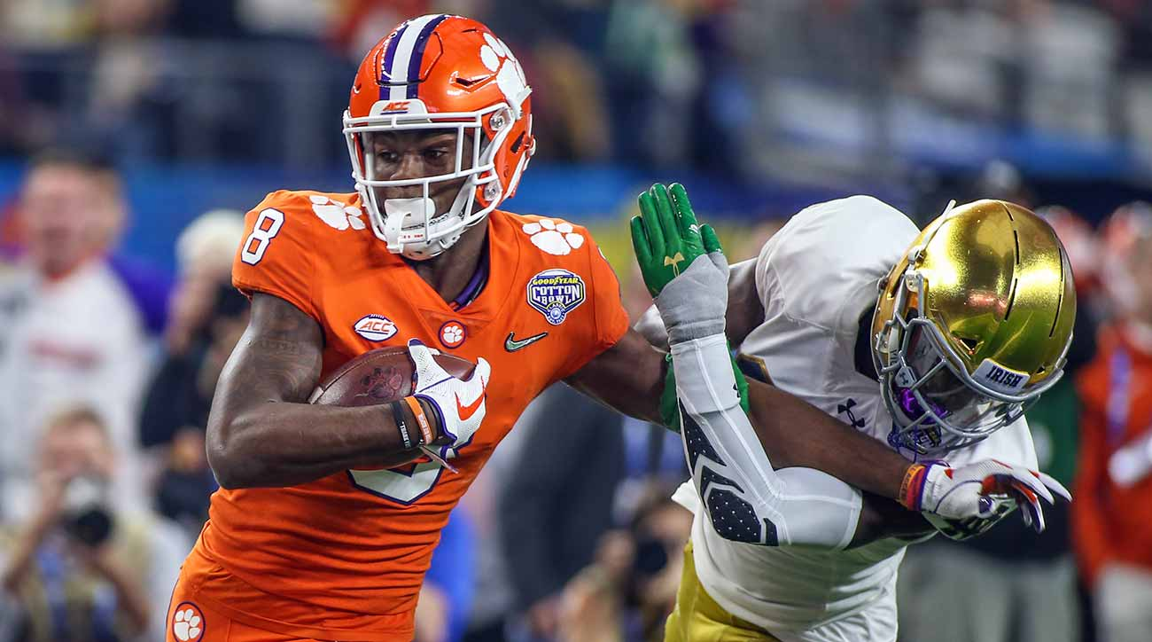 Clemson vs. Notre Dame score: Trevor Lawrence, Justyn Ross shine in playoff semifinal