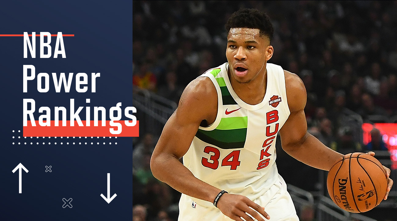 NBA Power Rankings  Giannis Antetokounmpo 04327b730