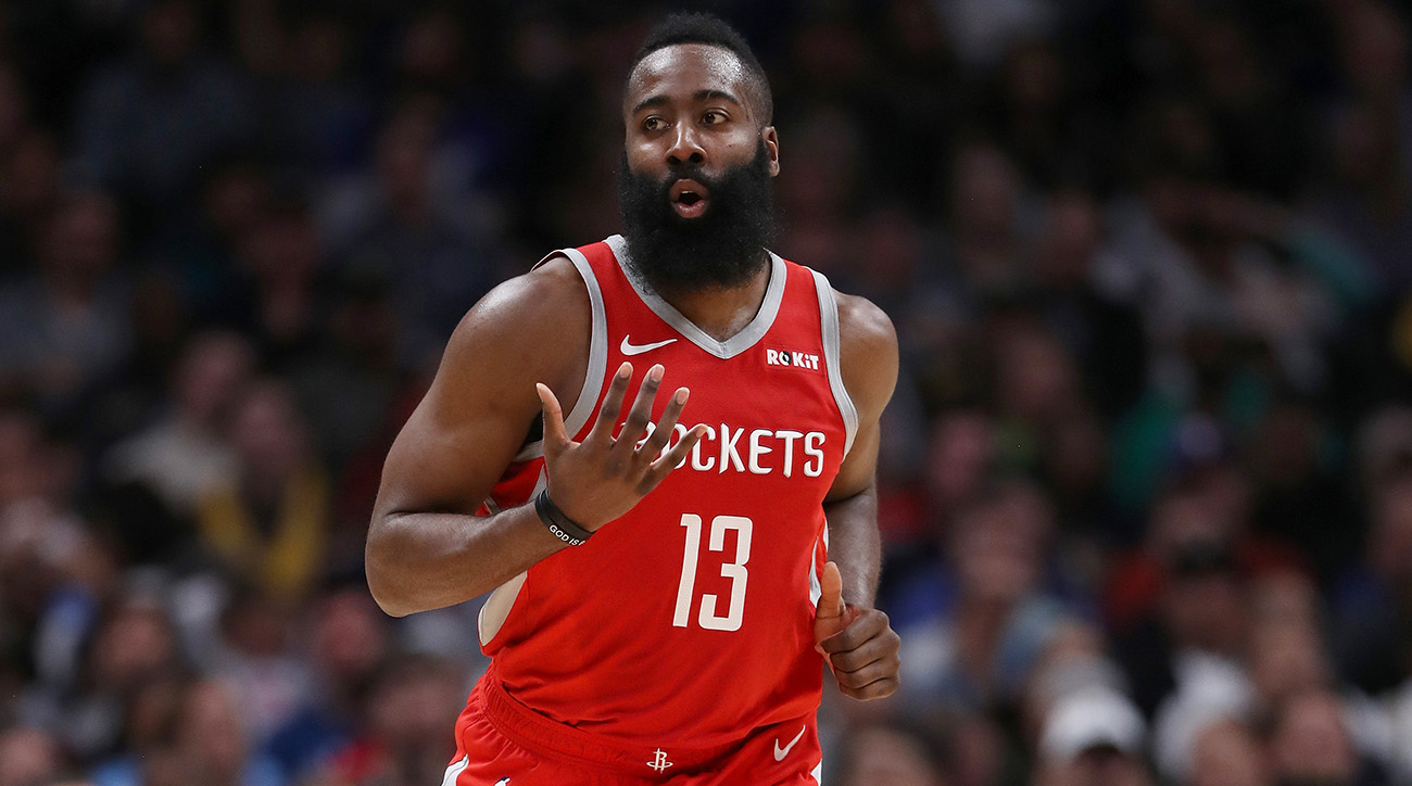 Harden possibly the best offensive NBA star ever - Rockets GM