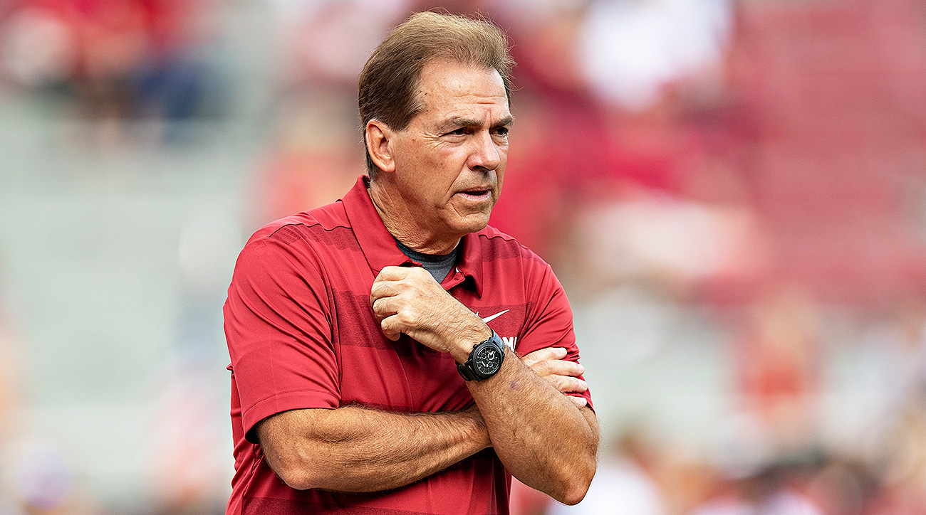 Alabama Nick Saban