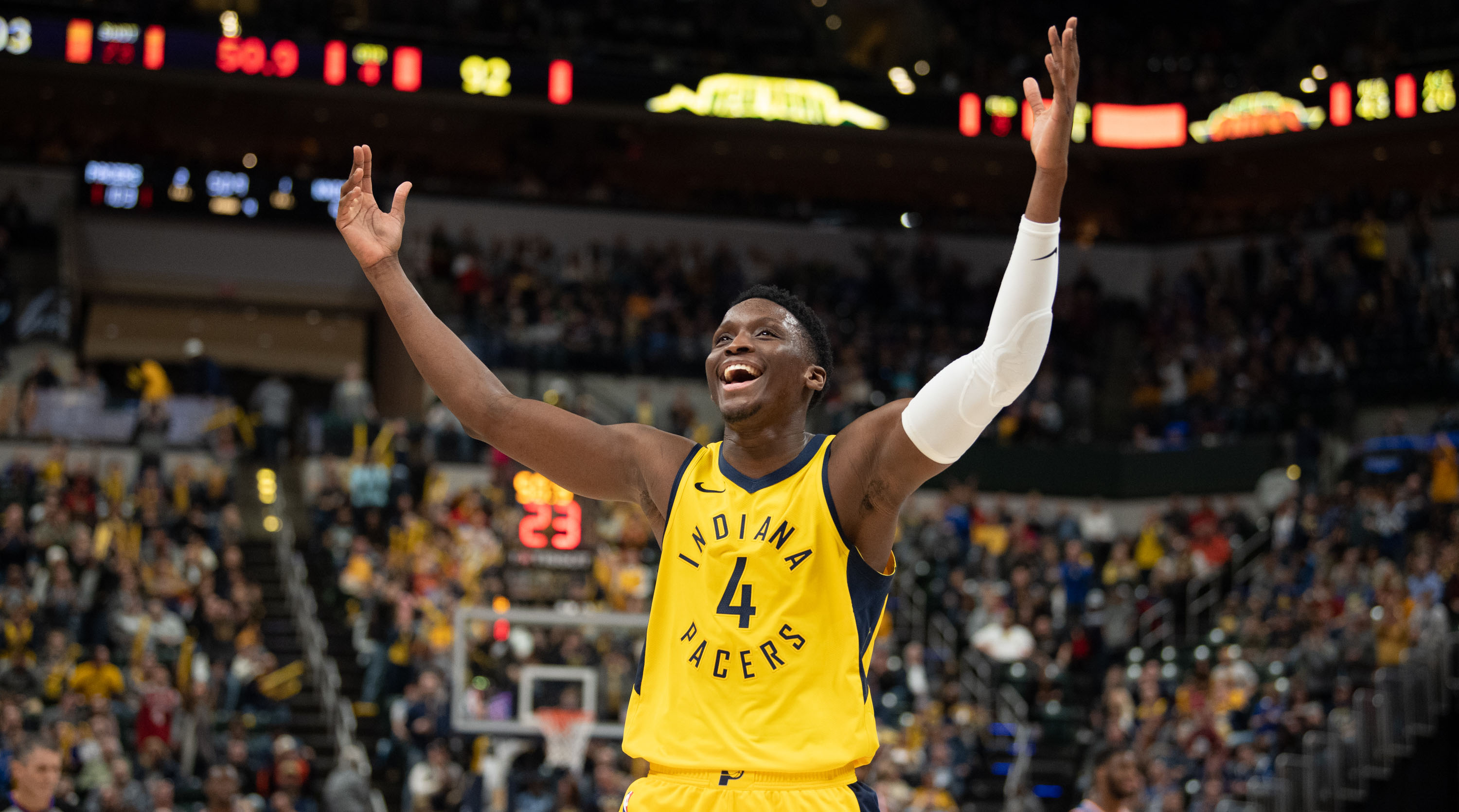 Victor Oladipo, Pacers quietly becoming one of NBA's best