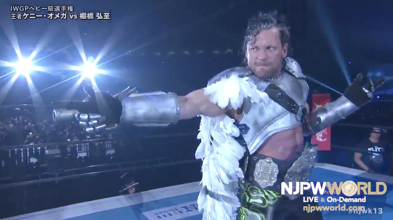 Wrestle Kingdom 13 results: Recap of NJPW Tokyo Dome show