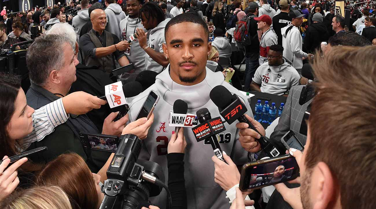 Jalen Hurts transfer news: Alabama quarterback eyes next move at College Football Playoff