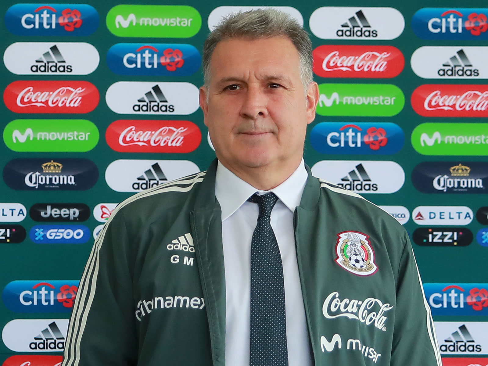 Tata Martino is the new manager of Mexico's men's national team
