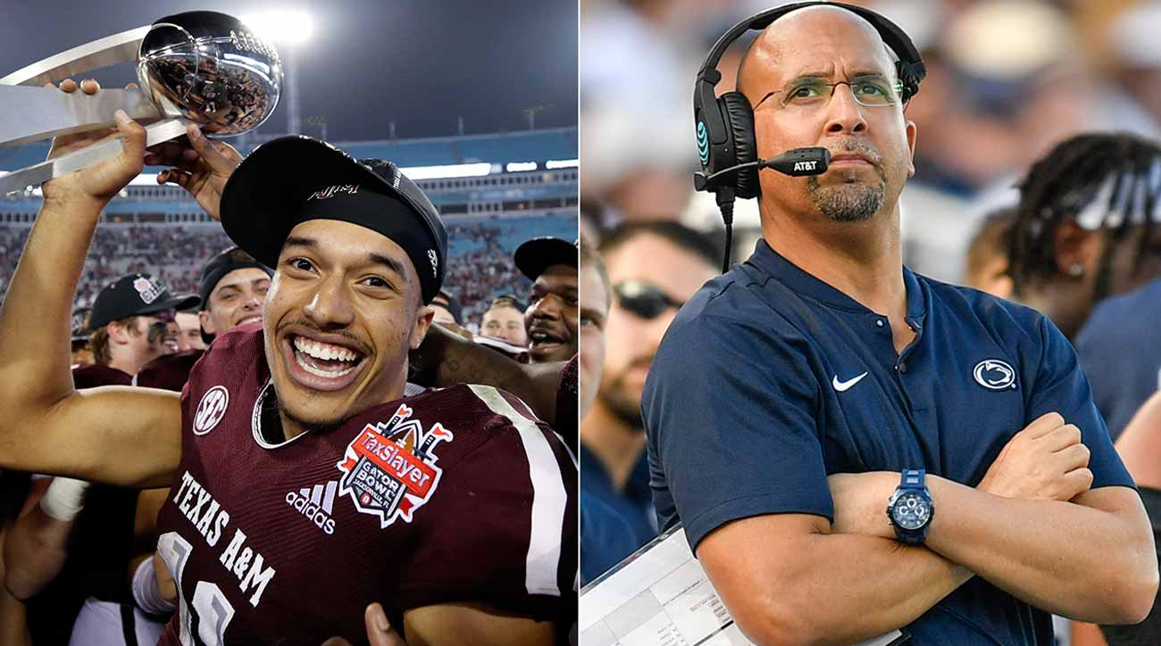 2018-19 college bowl season winners and losers