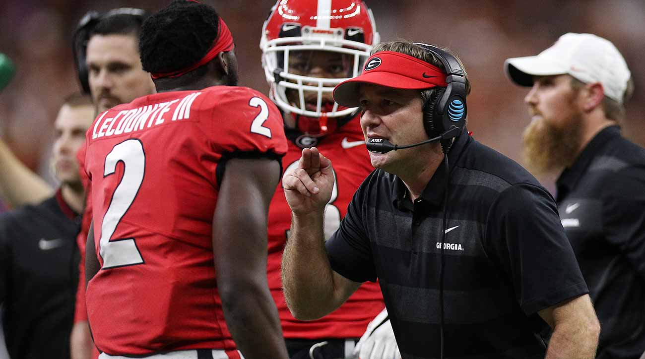 College football mailbag: Will Georgia follow Clemson, Alabama?