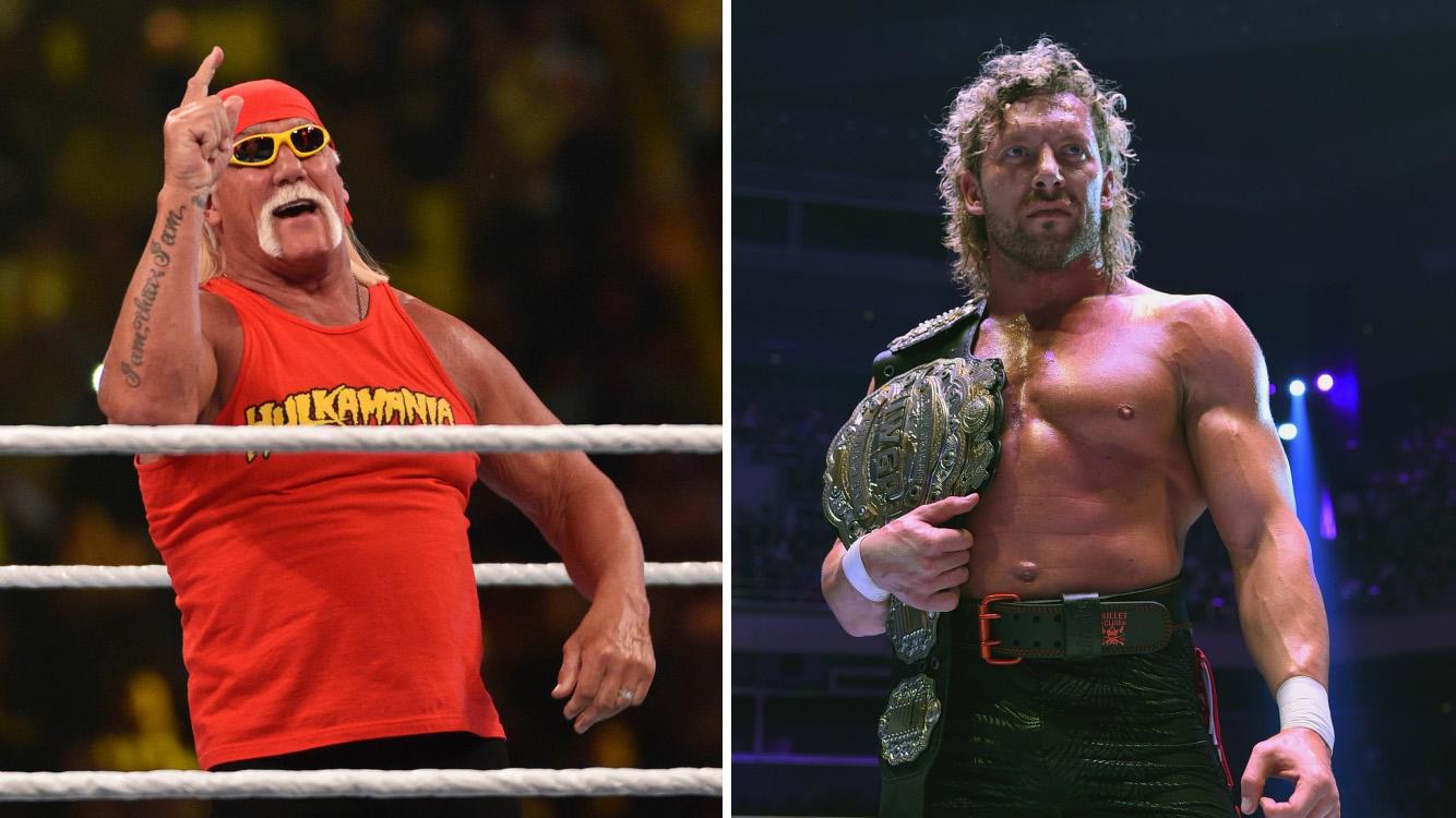 WWE wrestling news: Hulk Hogan talks Kenny Omega's future