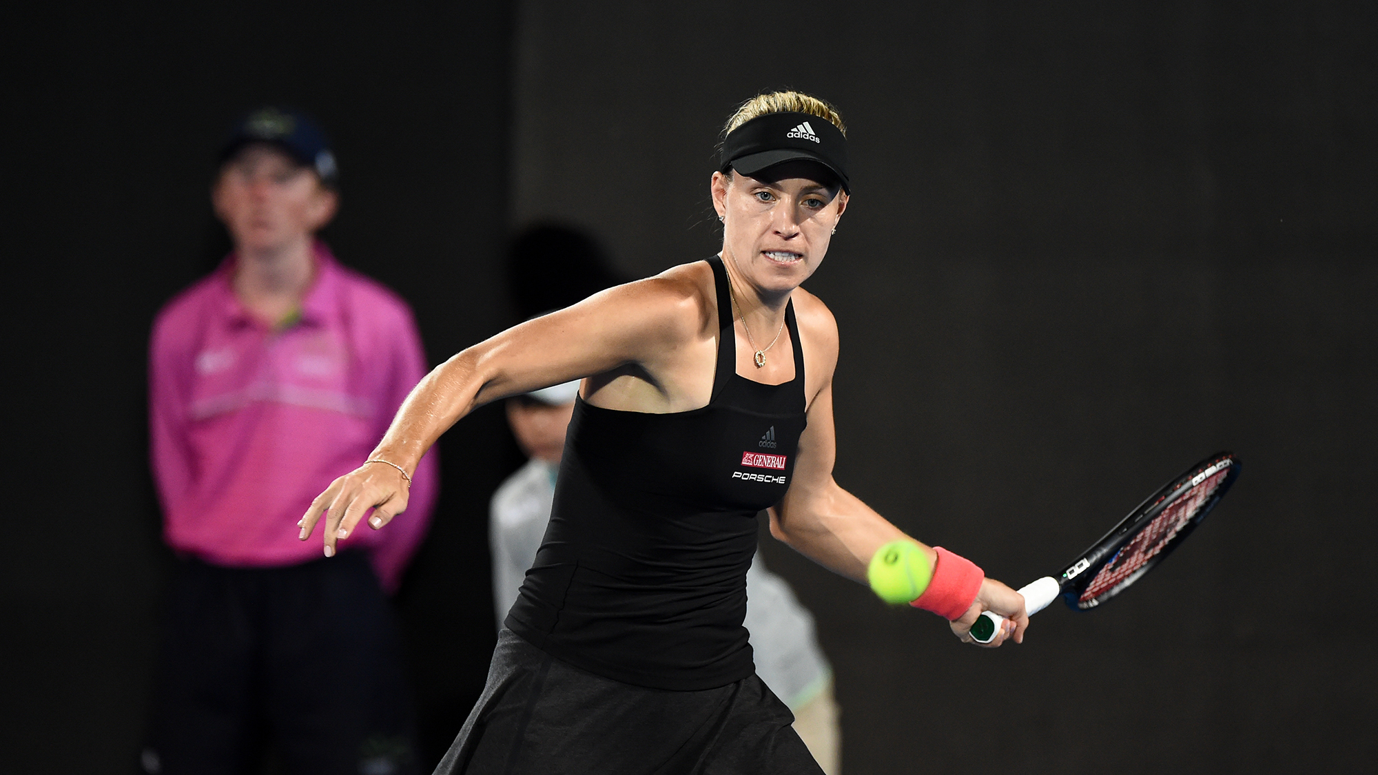 Angelique kerber 2019 australian open draw matchups