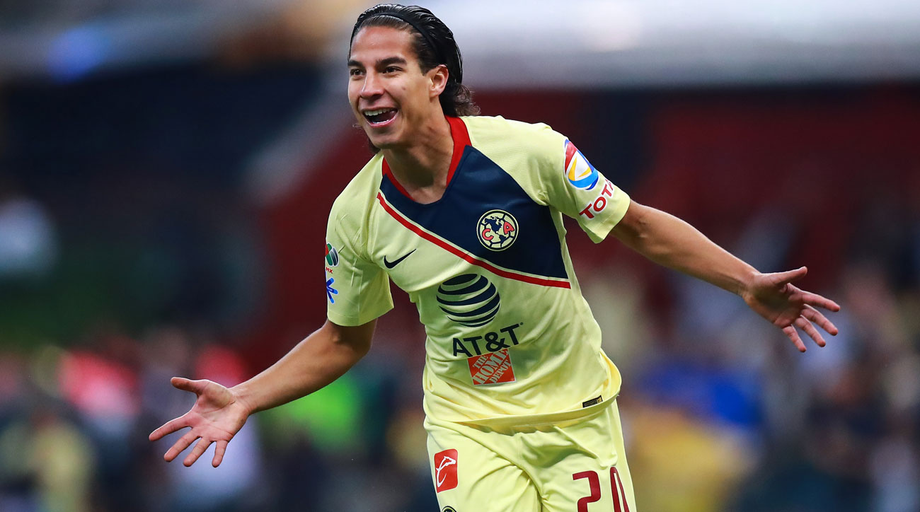 Diego Lainez leaves Club America for Real Betis