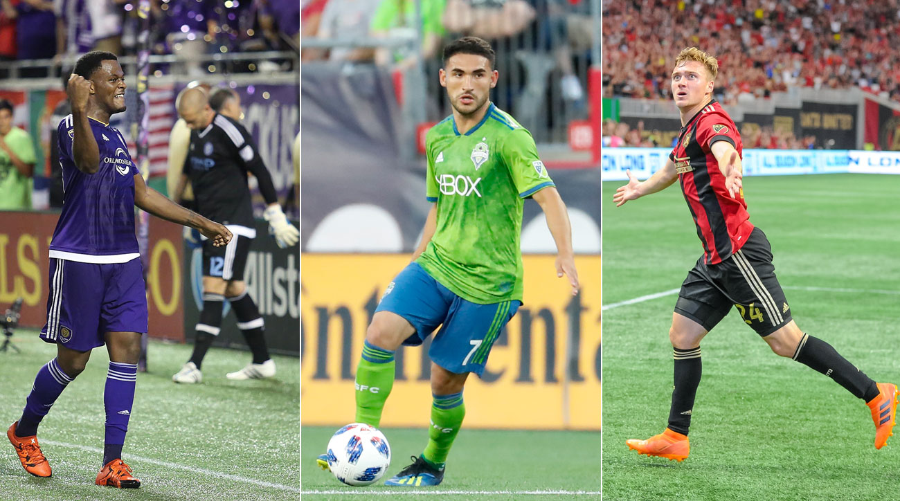 Cyle Larin, Cristian Roldan and Julian Gressel are among the most successful picks in recent MLS drafts