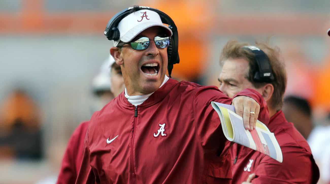 Dan Enos: Alabama QB coach continues trend under Nick Saban