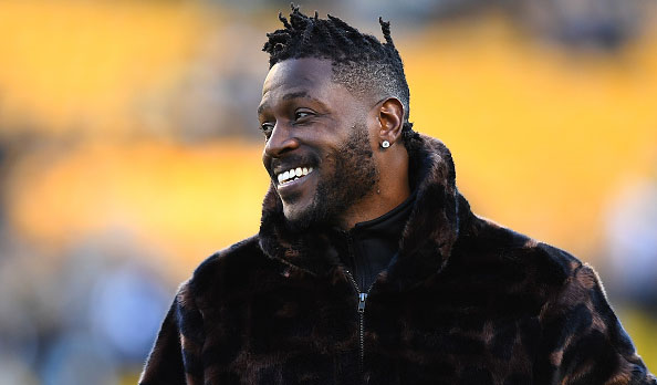 Jerry Rice says Antonio Brown wants to play for 49ers