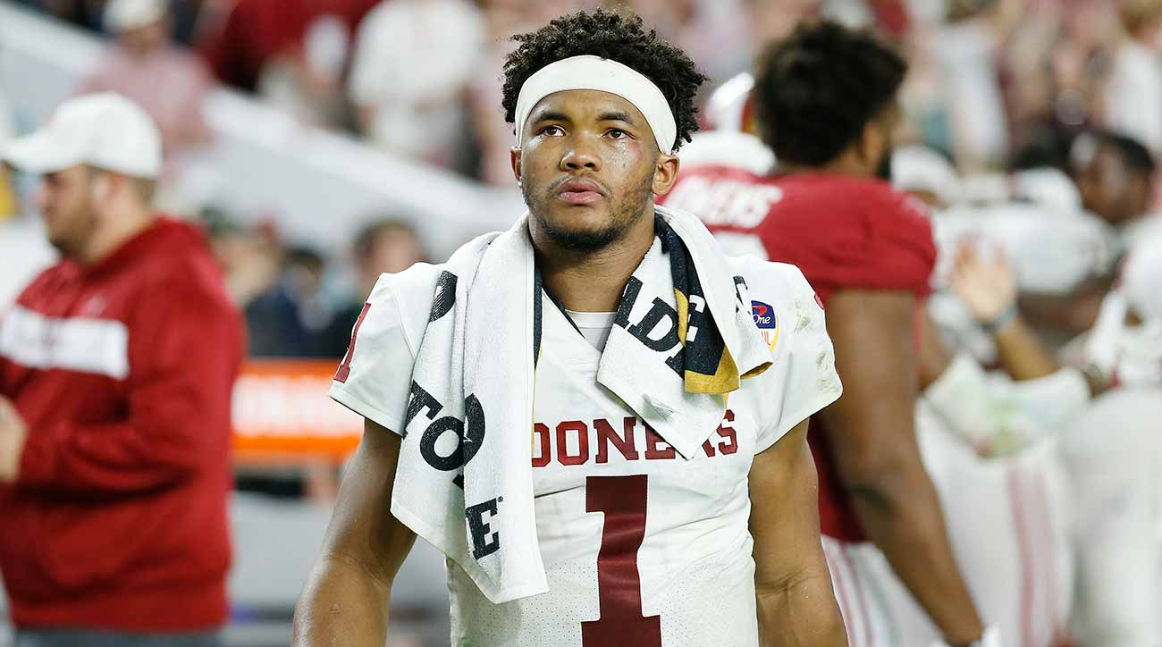 Kyler Murray: Baseball or NFL draft for Oklahoma star as deadline arrives
