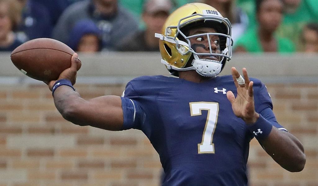 Ball State v Notre Dame