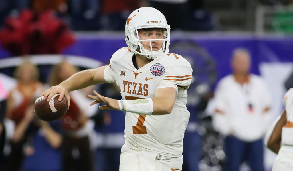 COLLEGE FOOTBALL: DEC 27 Texas Bowl - Texas v Missouri