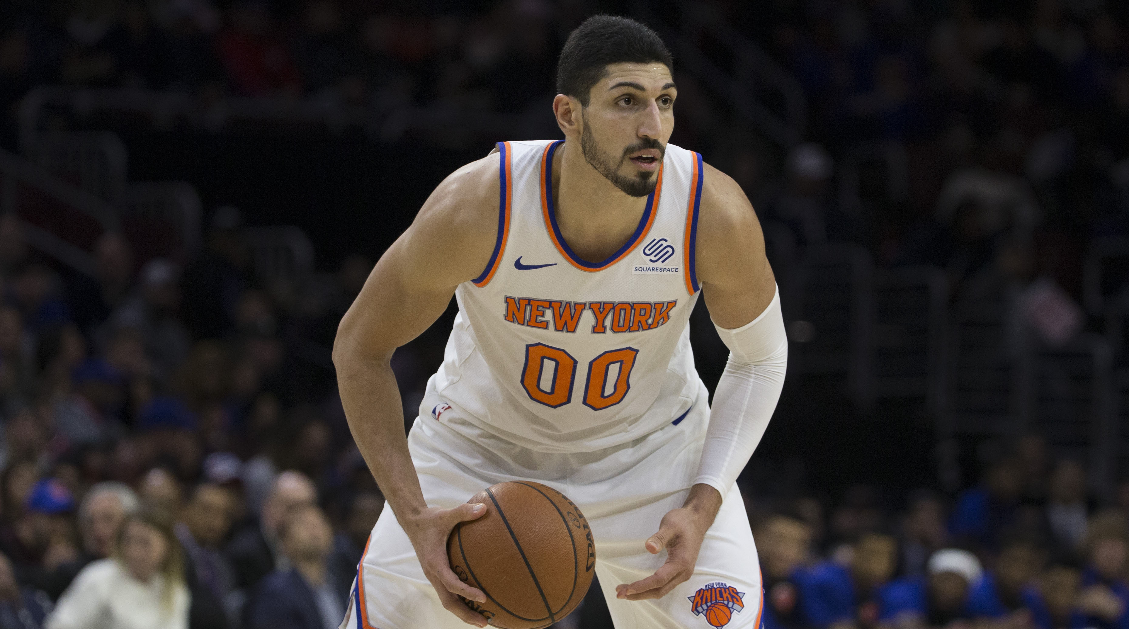 Adam Silver supports Enes Kanter