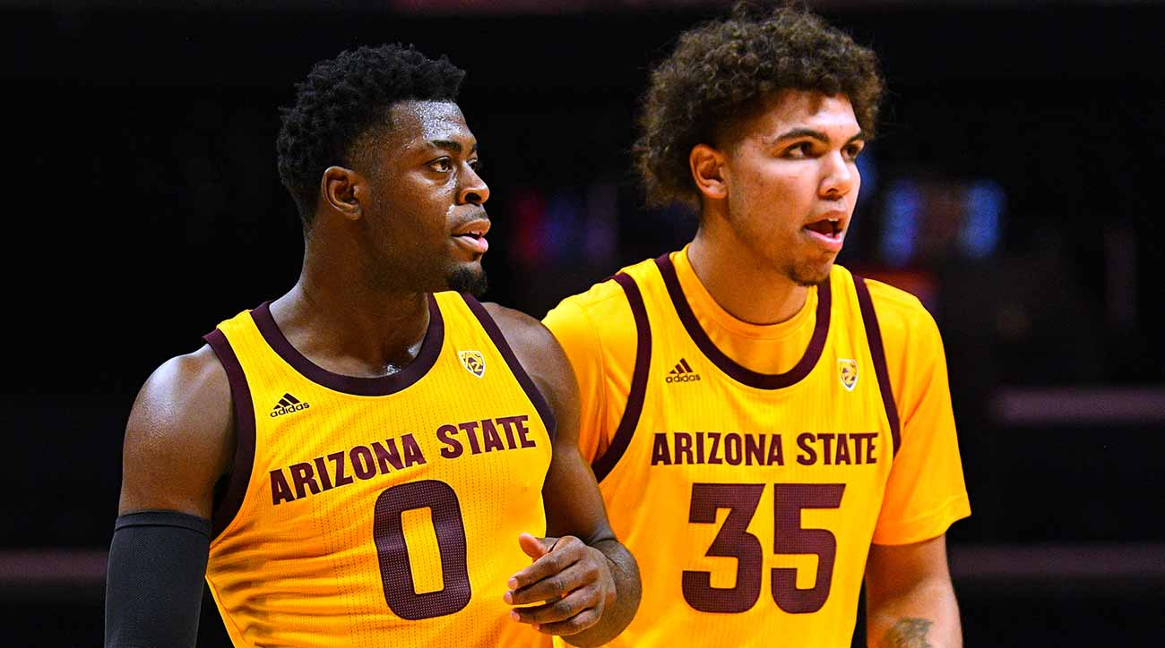 College basketball best bets: Gambling advice, lines for Arizona State-Oregon State, Arizona-Oregon