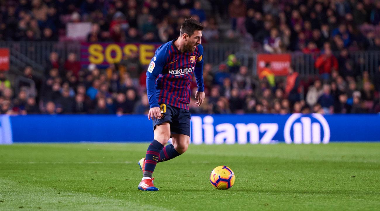 Barcelona hosts Levante in the Copa del Rey
