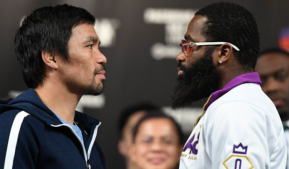 Pacquiao Broner how to watch