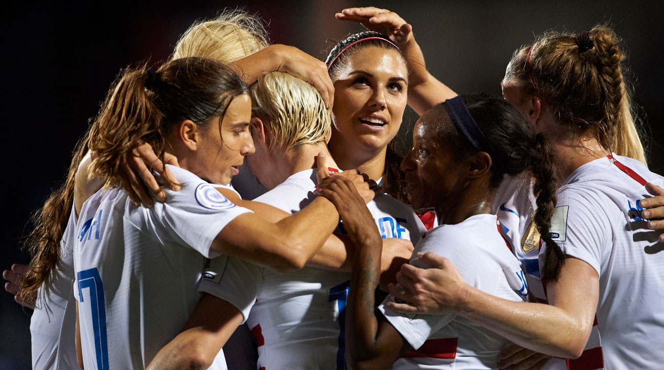 The U.S. women's national team will defend its World Cup title in France