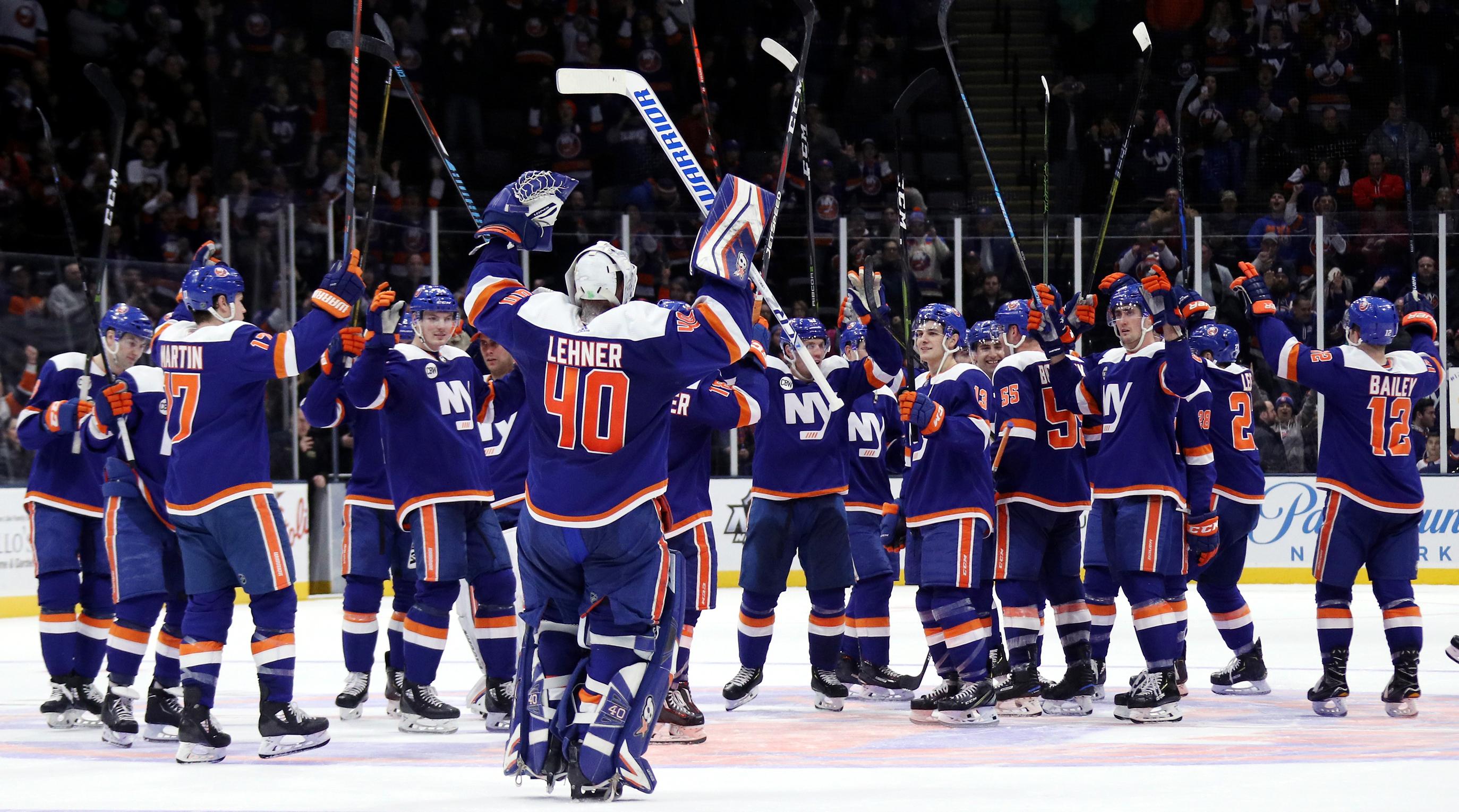 Anaheim Ducks v New York Islanders