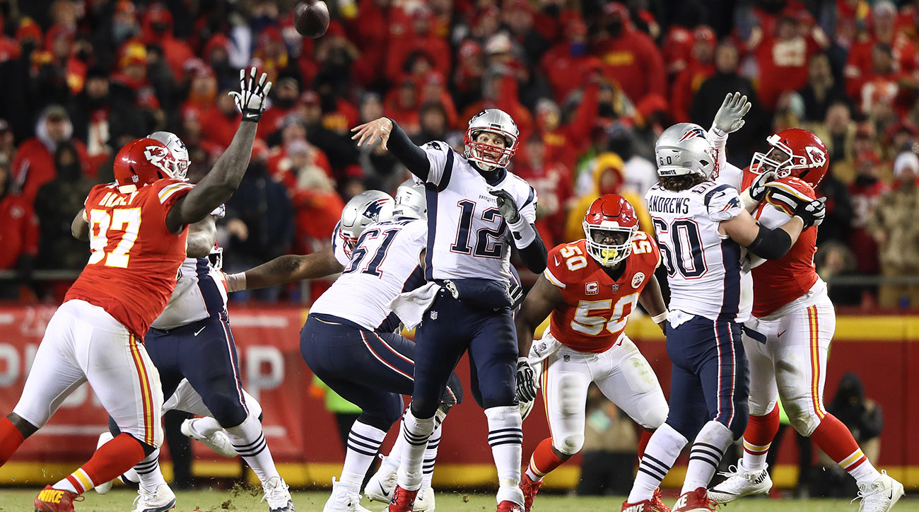 Tom Brady vs. Chiefs