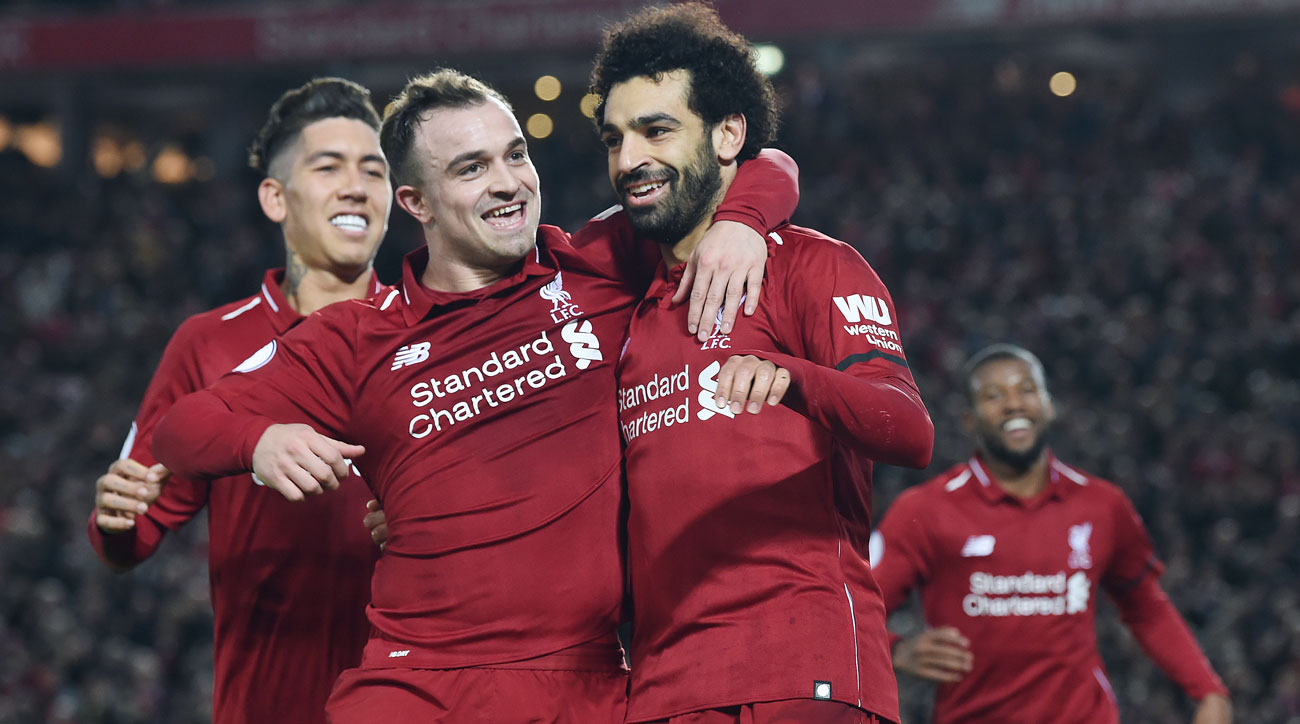 Watch Liverpool matches on SI TV