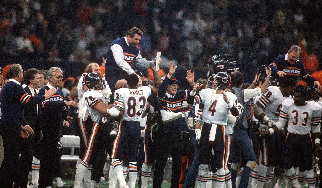 Super Bowl XX - Chicago Bears v New England Patriots