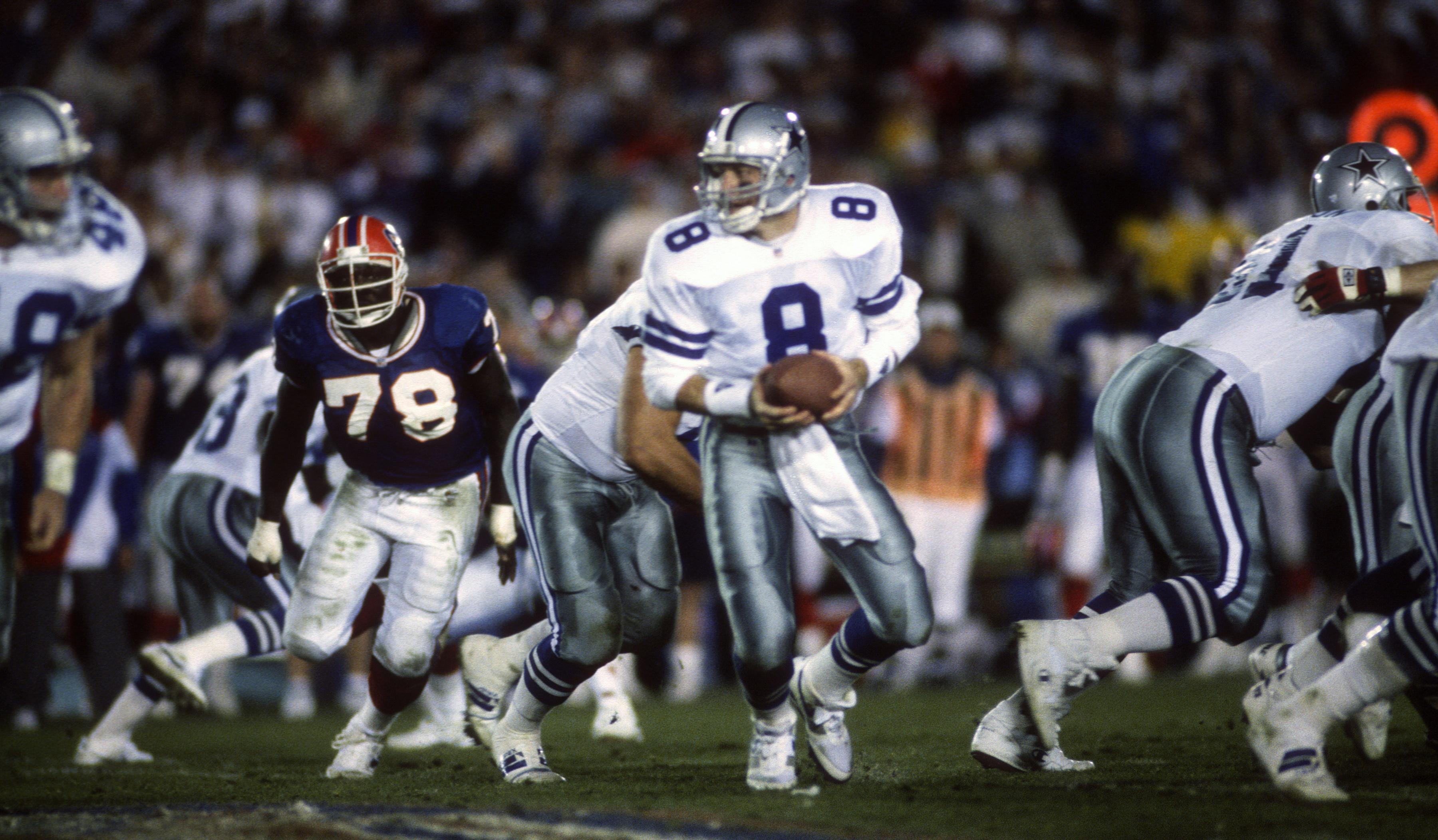 Super Bowl XXVII - Dallas Cowboys v Buffalo Bills