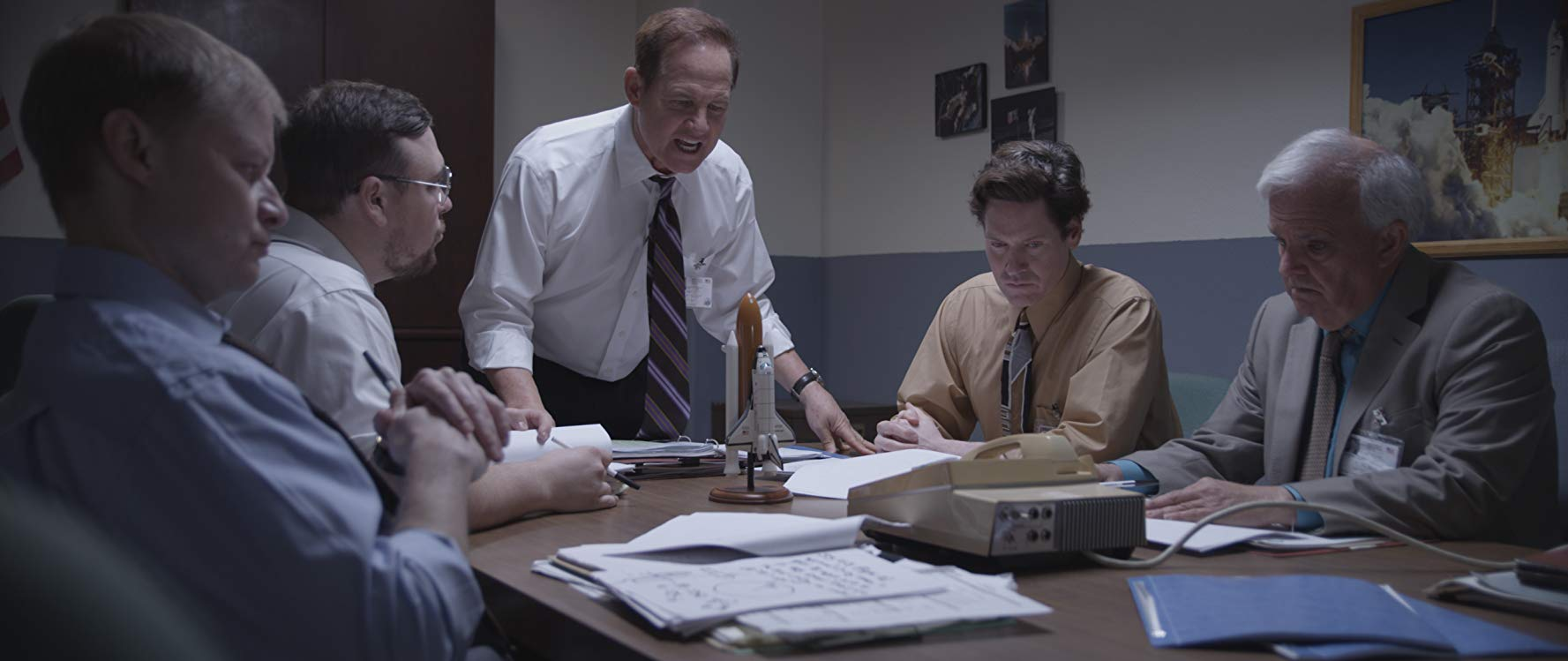Les Miles movie: The Challenger Disaster review, cast, how to watch guide