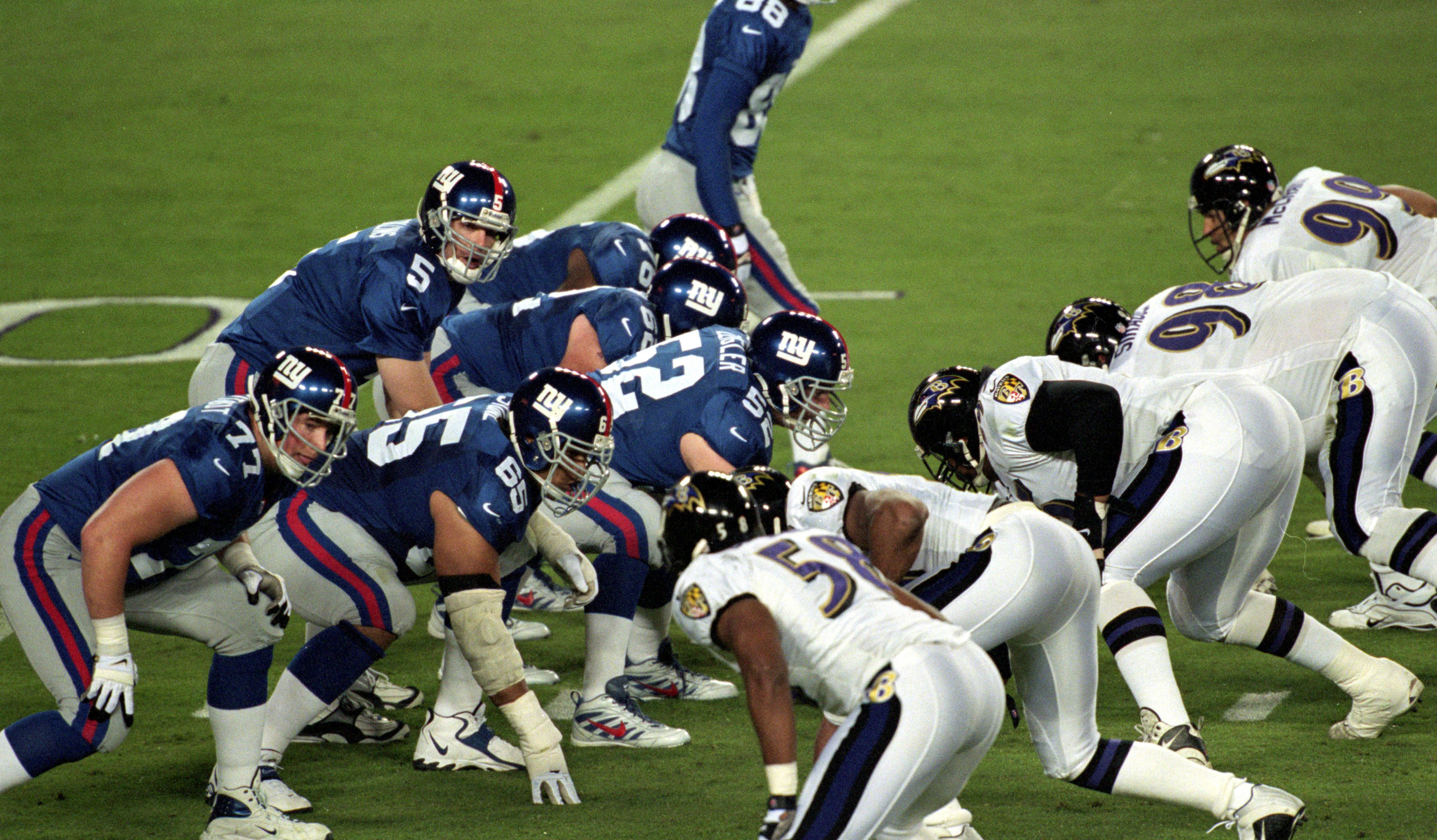 Kerry Collins #5