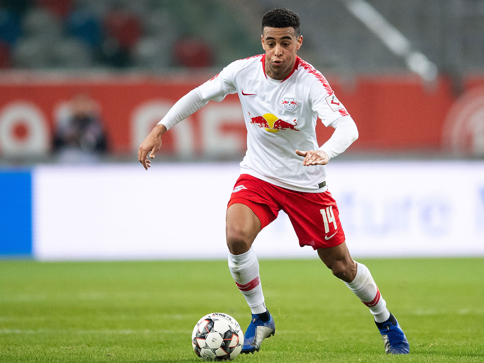 Tyler Adams makes his debut for RB Leipzig