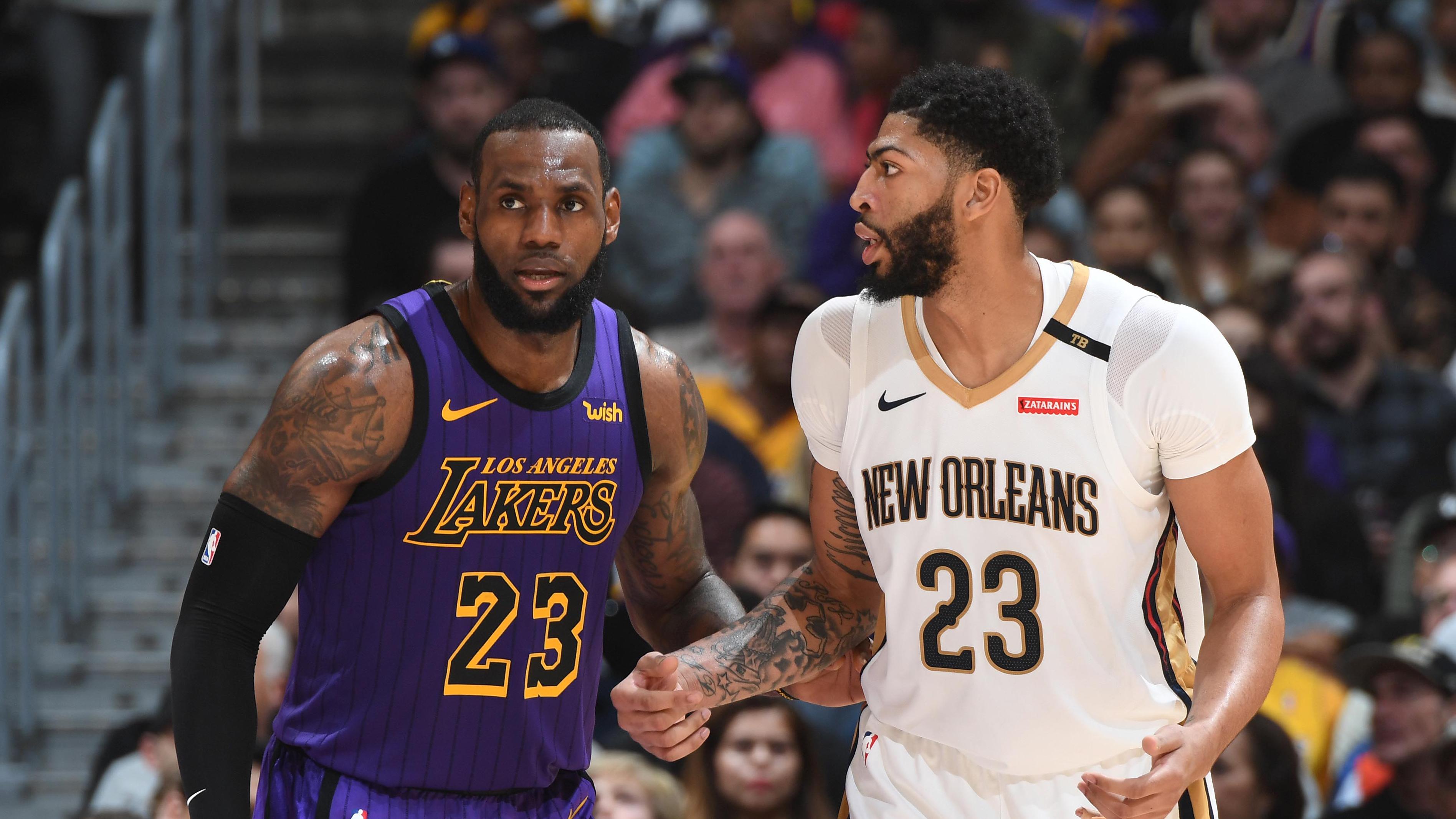 Anthony Davis rumors: Fake LeBron James Instagram comment fools ESPN
