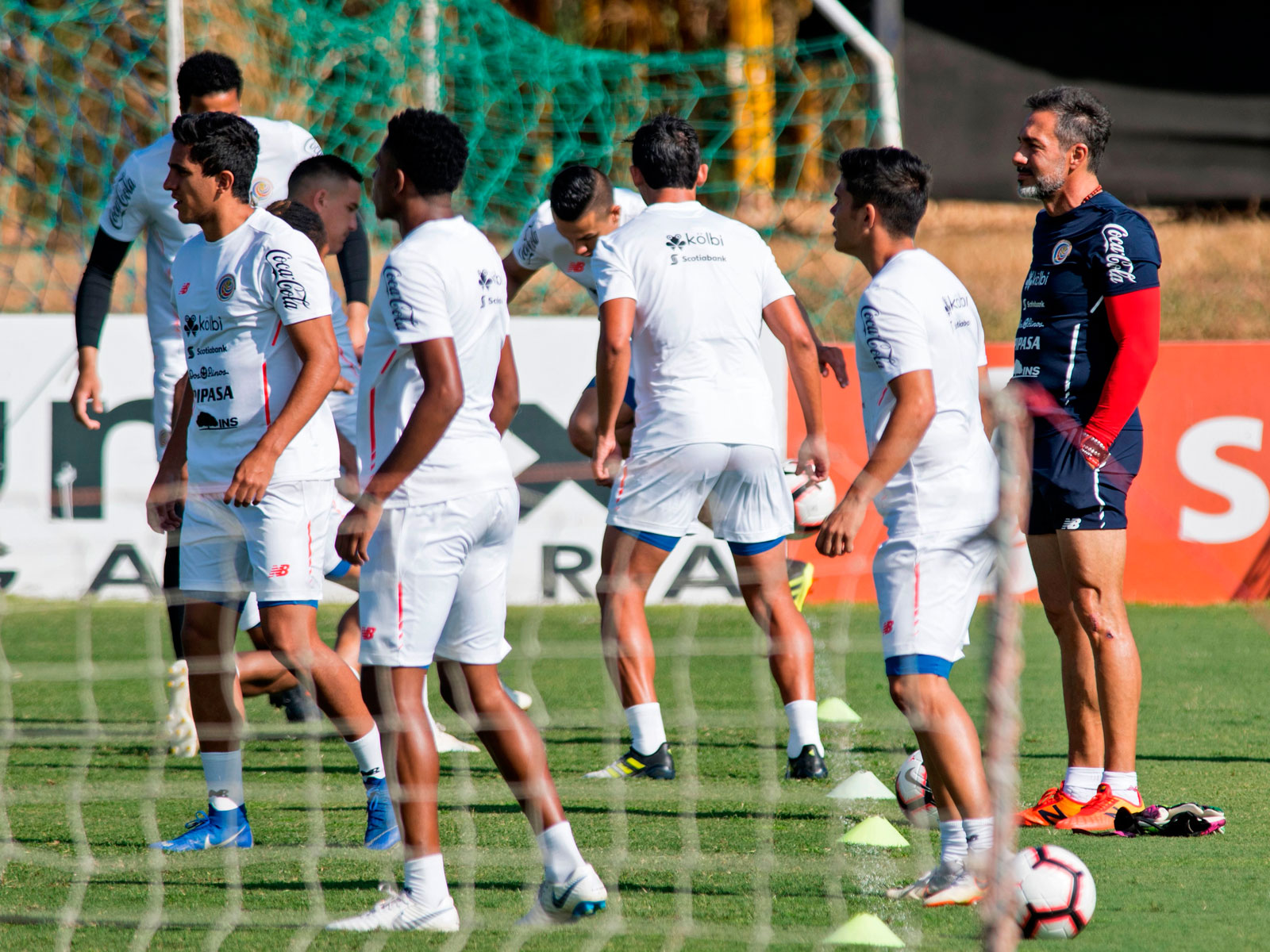 Costa Rica faces the USMNT in a friendly