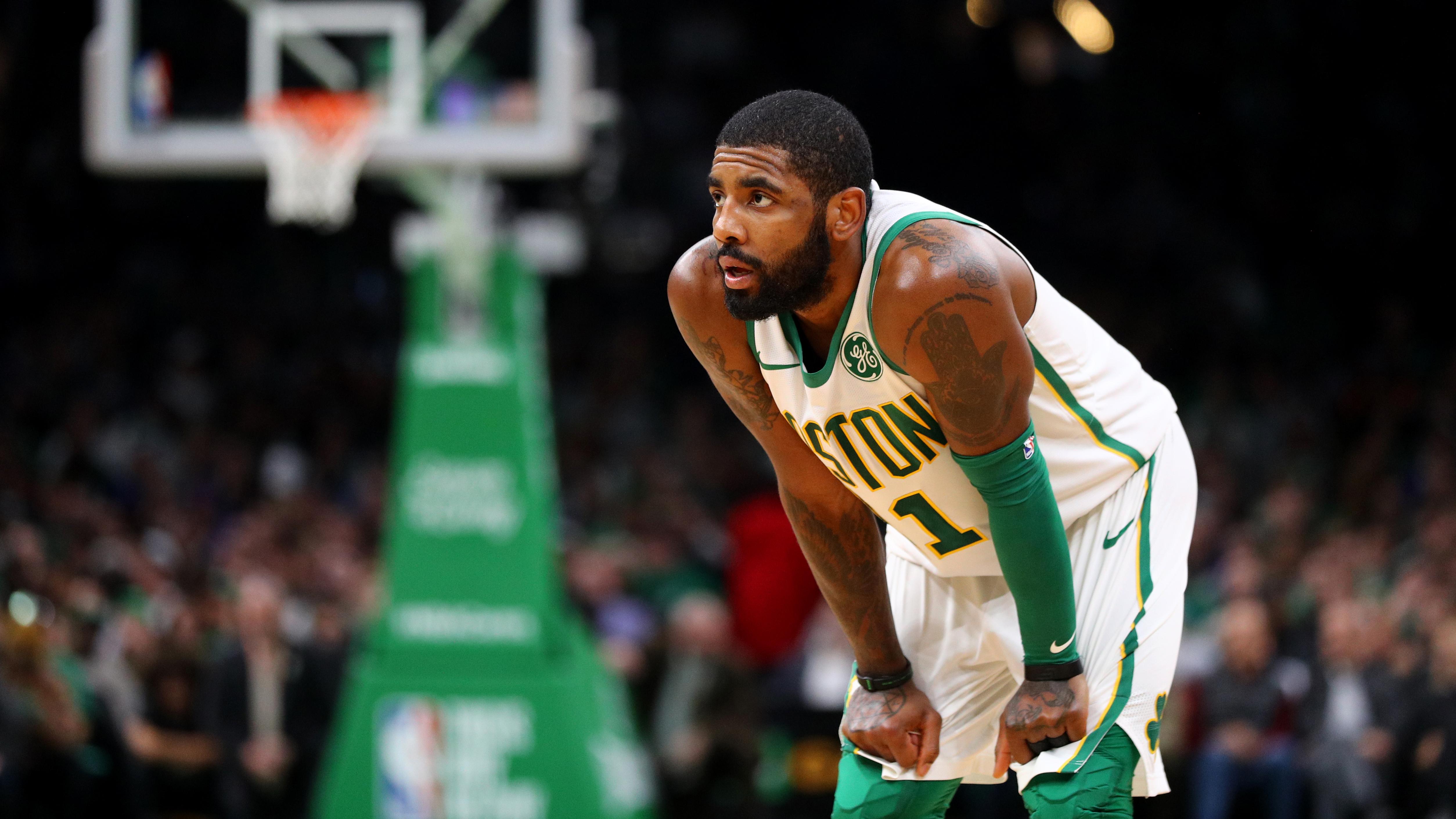 c2cf590457 Kyrie Irving on Celtics future, free agency:'I don't owe anybody s--- |  SI.com
