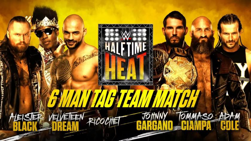 WWE Halftime Heat: Triple H previews NXT Super Bowl show