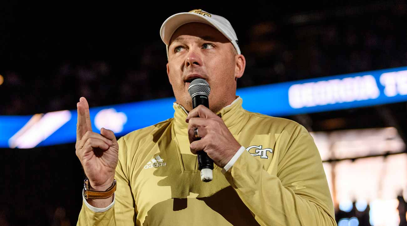 Georgia Tech recruiting: Geoff Collins leading rebrand after Paul Johnson's triple-option