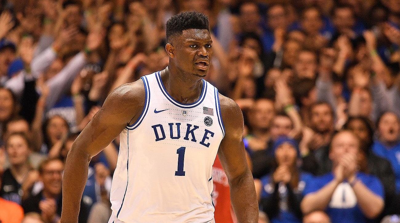 Duke Zion Williamson