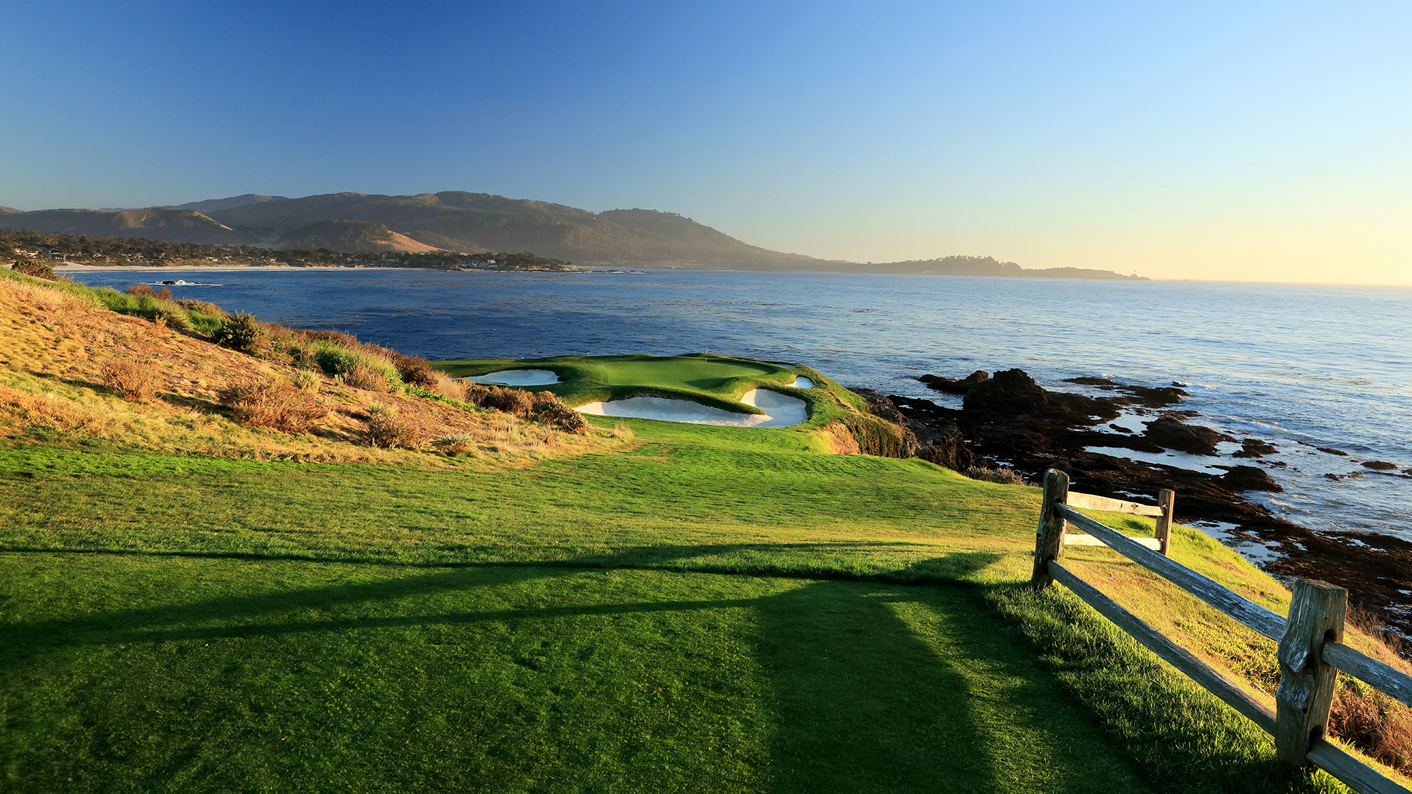 Pebble Beach 7th hole