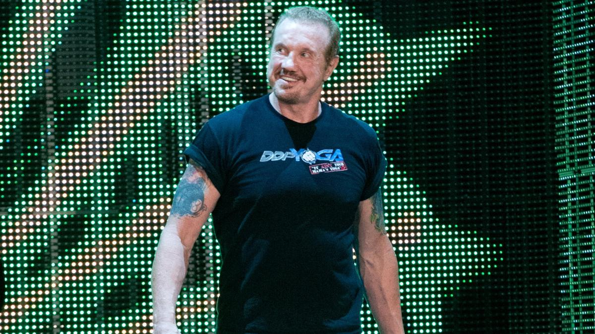 Diamond Dallas Page: DDP Yoga partners with NFL Alumni