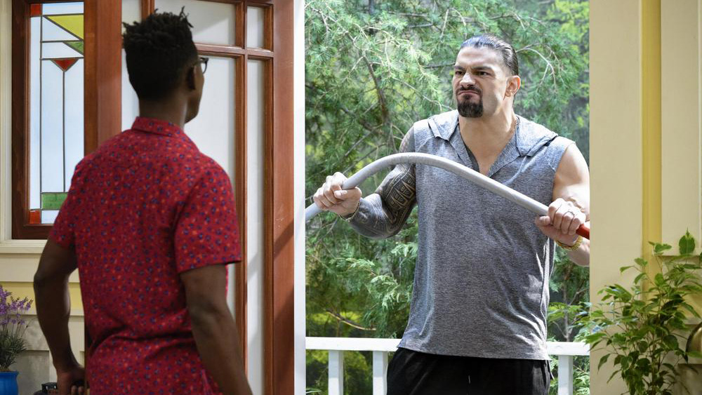 Roman Reigns returns to TV on Nickelodeon's 'Cousins For Life'