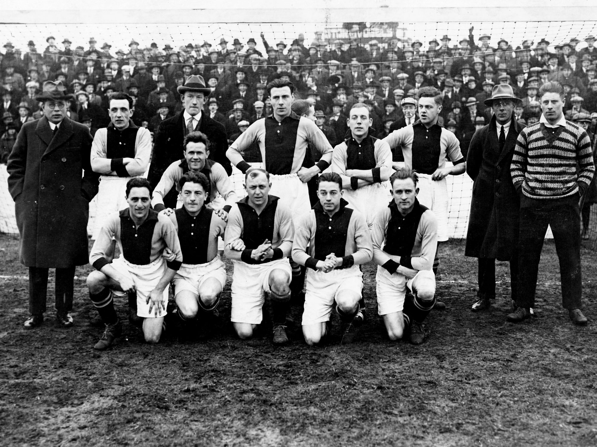 Ajax's 1926 team photo