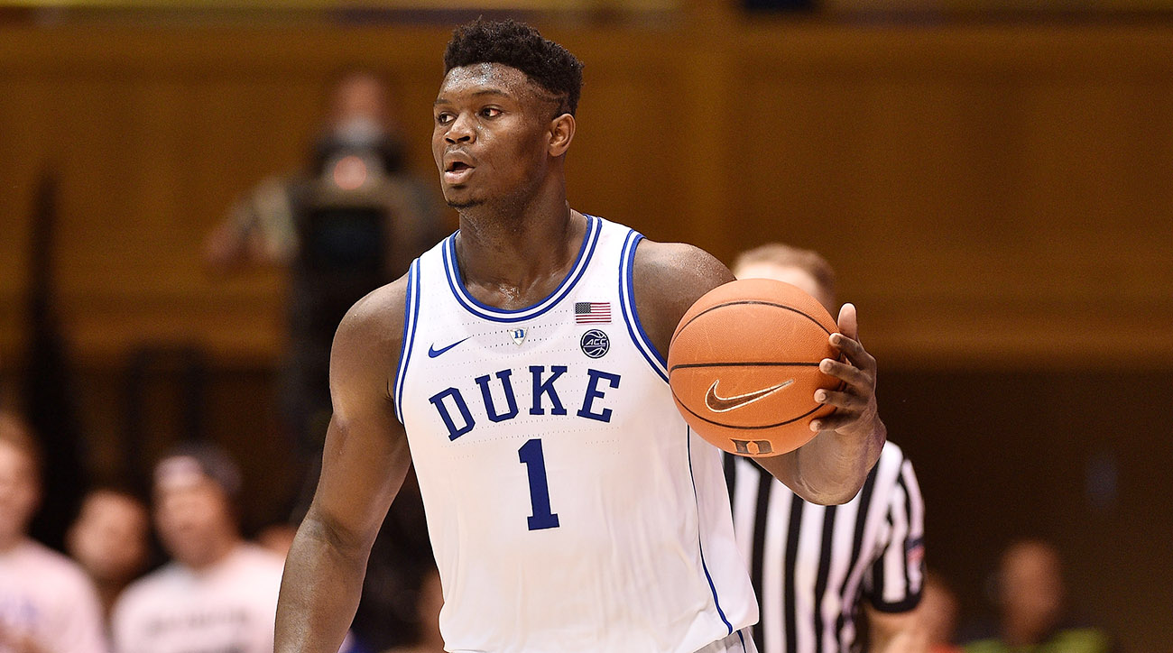 bb97f59c5ddb 2019 NBA draft  Zion Williamson