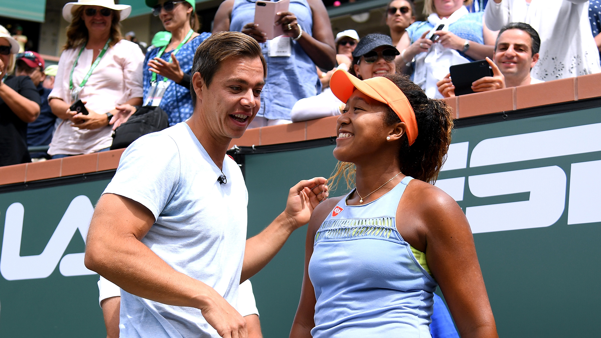 Naomi Osaka Sascha Bajin break up coach