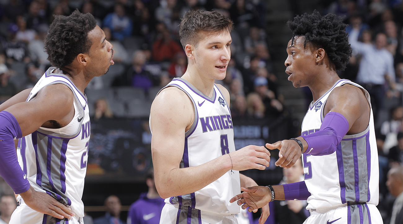 De'Aaron Fox and the Kings demand your respect | SI com