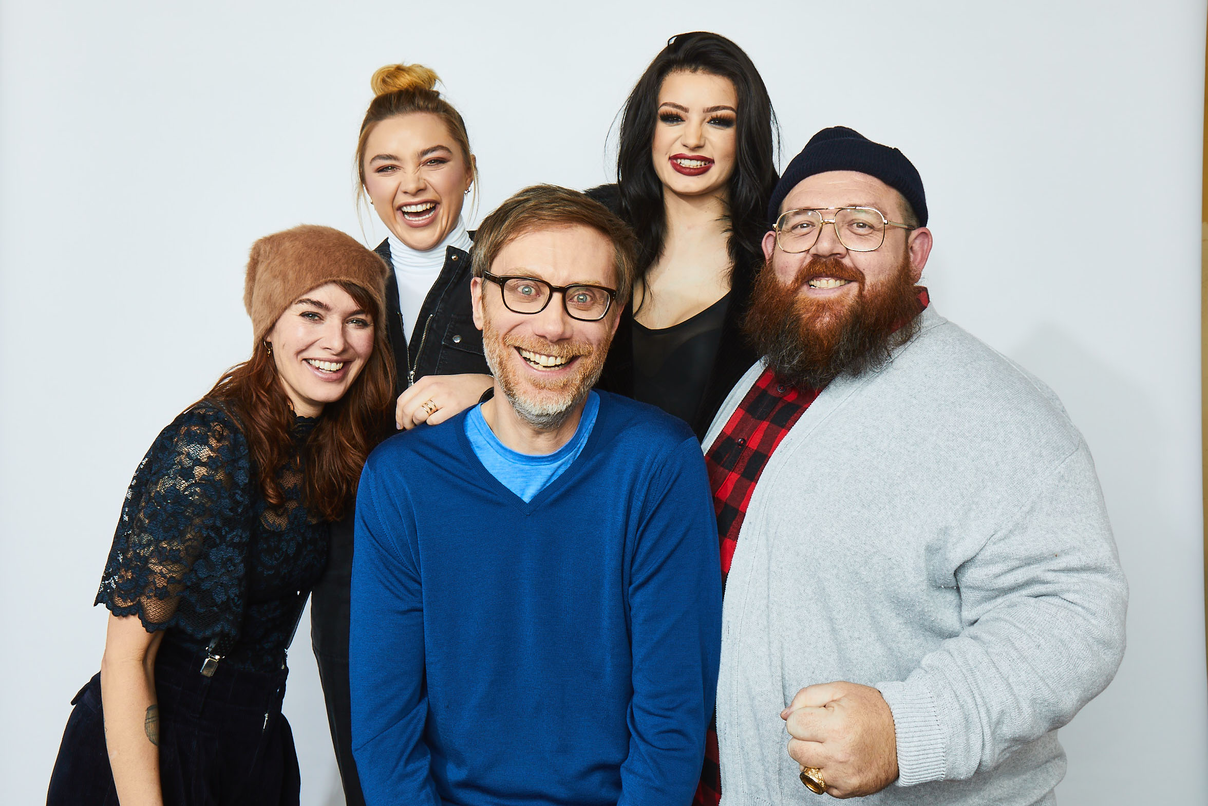 Fighting With My Family: Interview with Stephen Merchant
