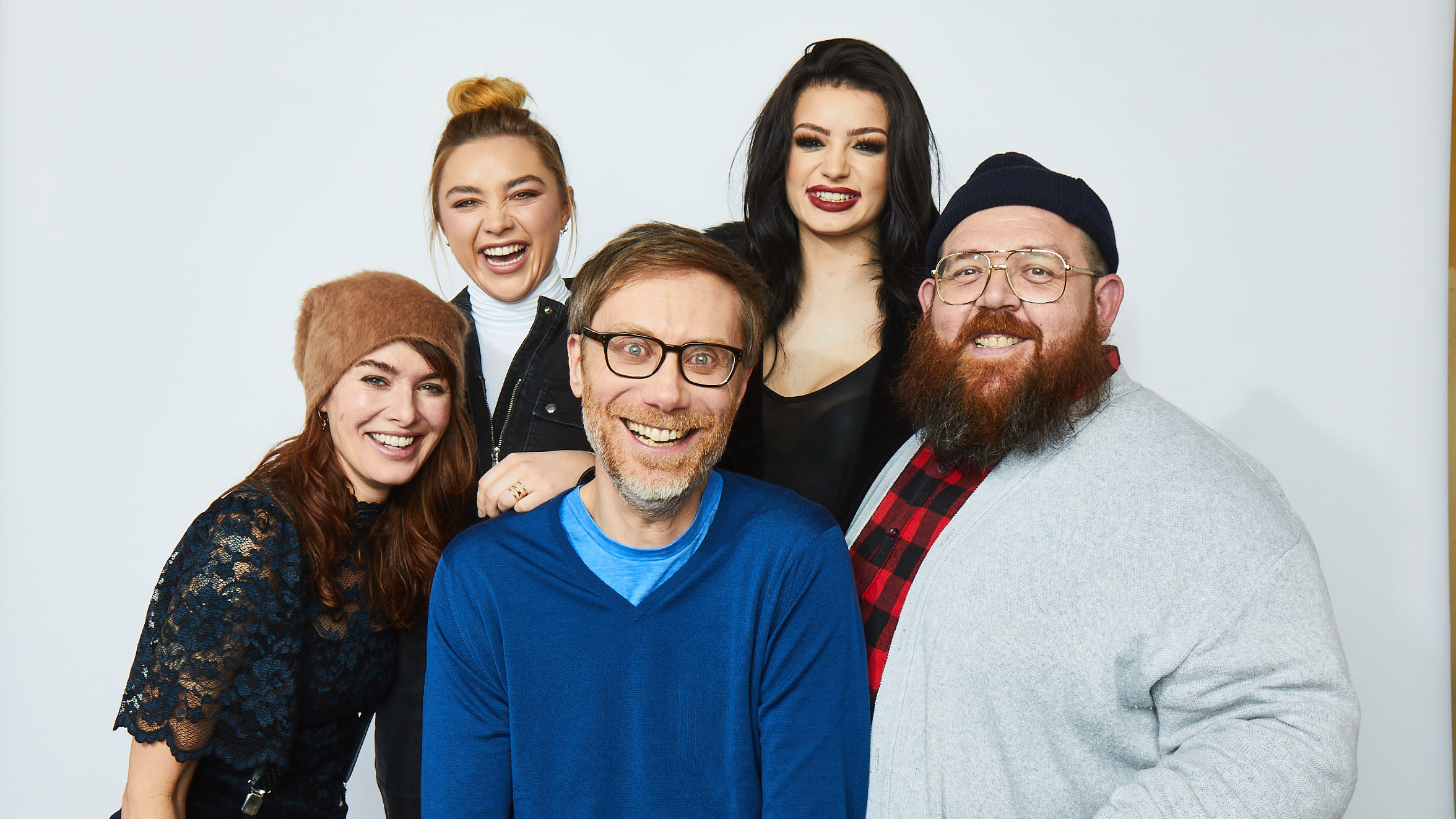 Fighting With My Family: Director Stephen Merchant talks Paige movie