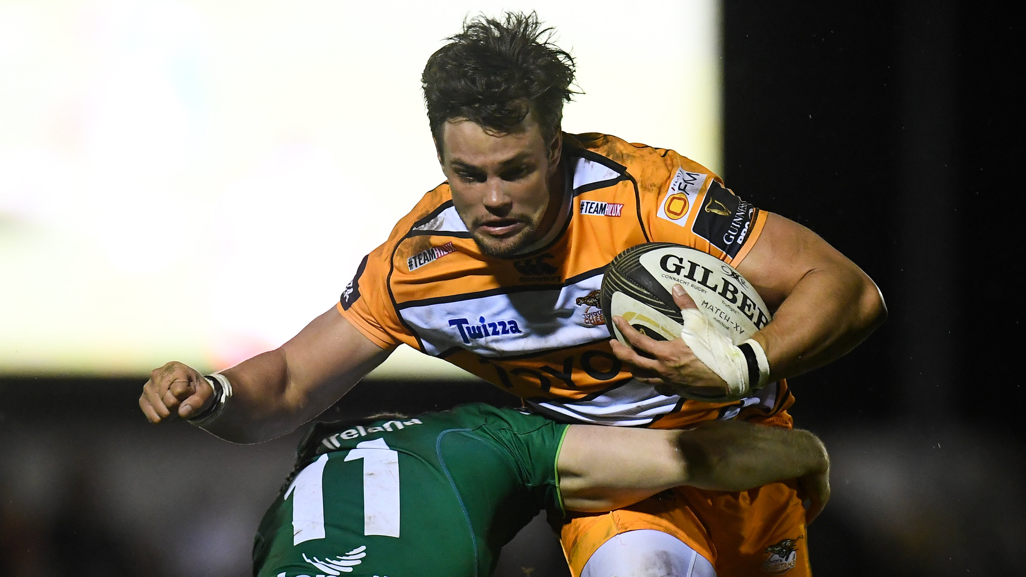 Nico Lee: Cheetahs Pro14 rugby player suspended for snot rocket (video)